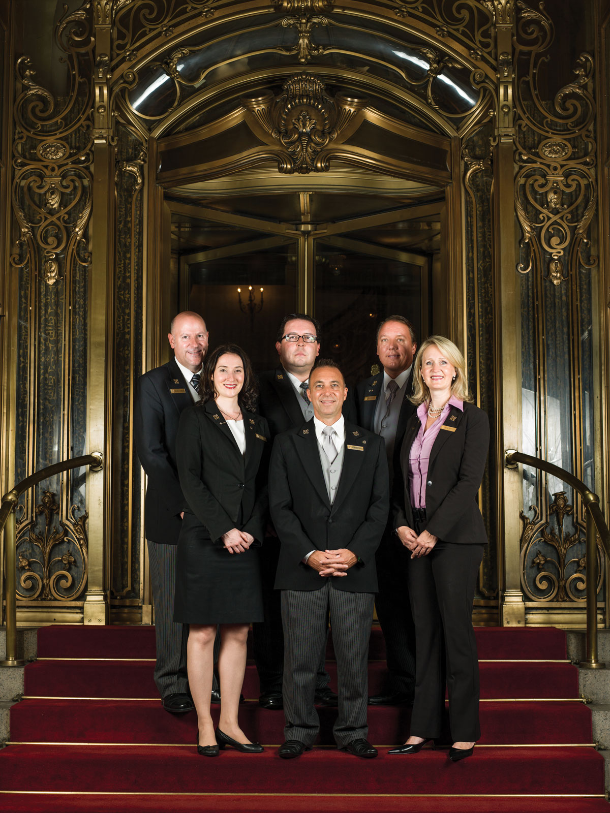 The answer is yes the st regis concierge team new for The st regis