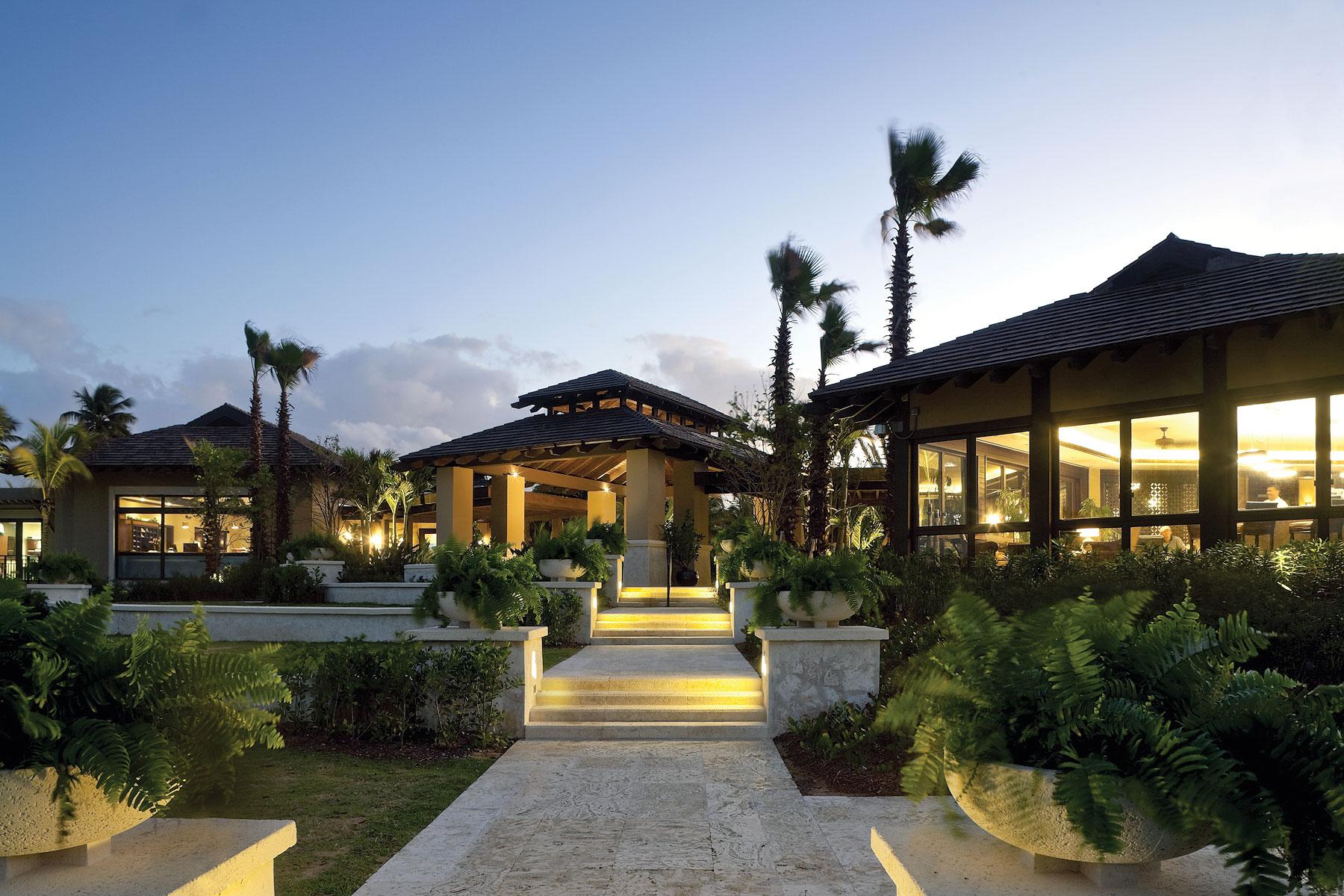 Golfing in the caribbean bahia beach bespoke concierge for Hotel design course