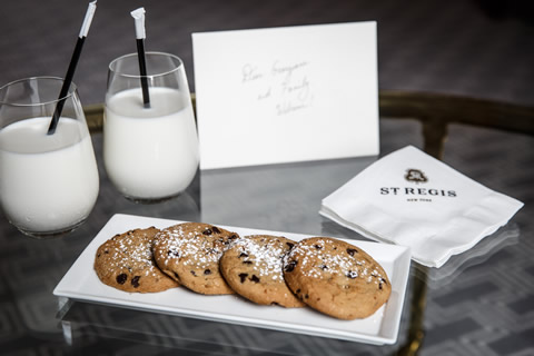 Family Traditions at The St. Regis New York