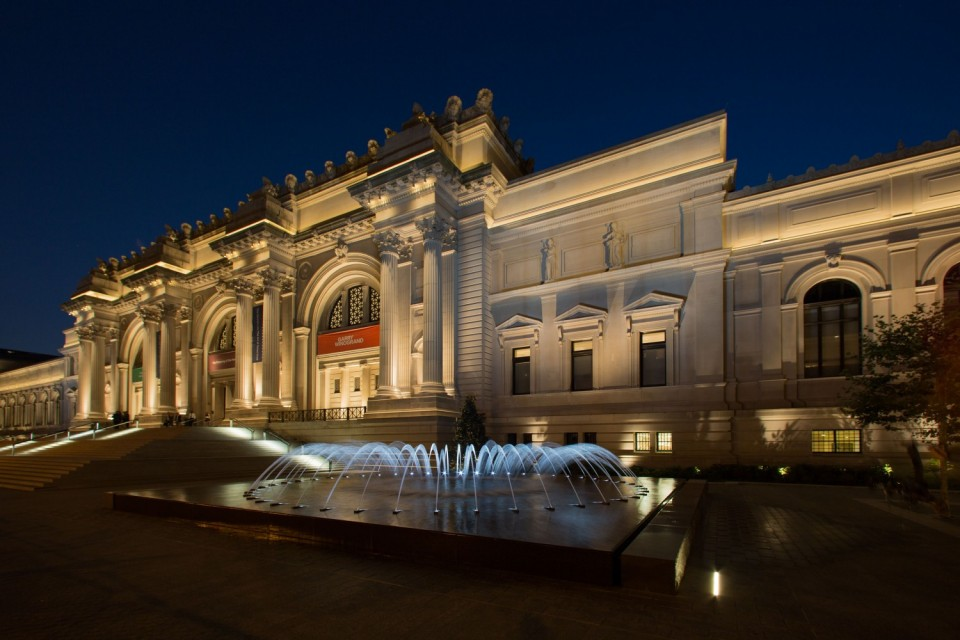 9. Met Museum Plaza_General View_Night