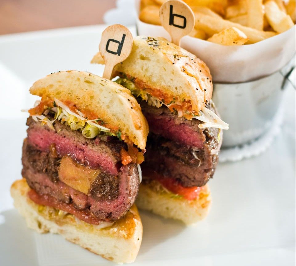 DB Burger 2 by E. Kheraj SM