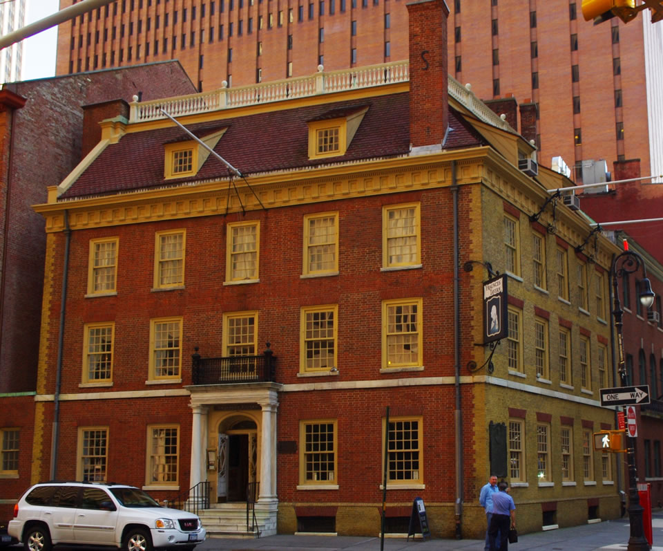 Fraunces Tavern M 2011