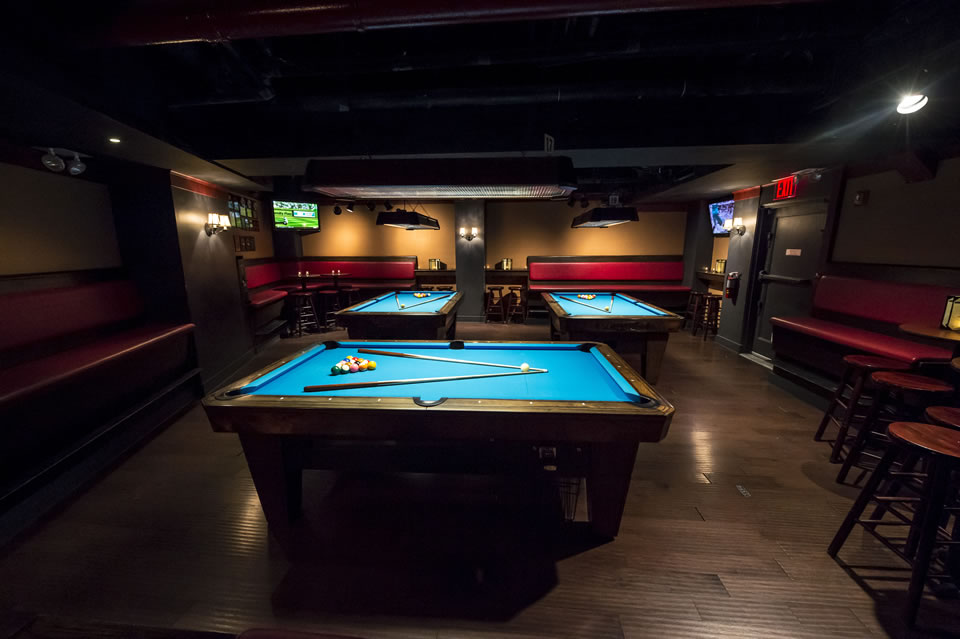 Society Billiards and Bar (Photo by Larry Busacca)