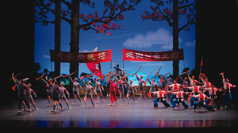 (Courtesy of National Ballet of China)