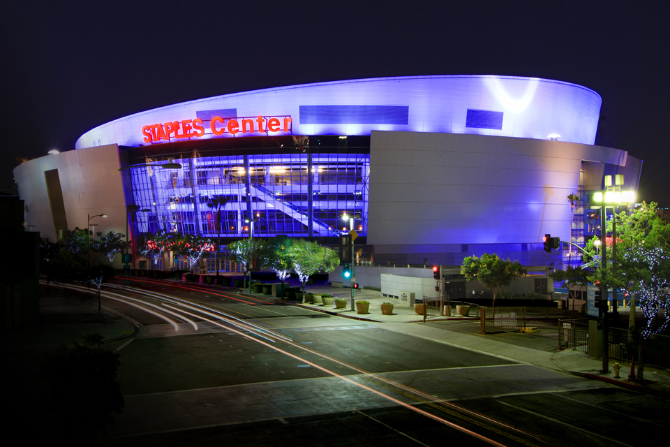 Courtesy of Staples Center/Bernstein Associates