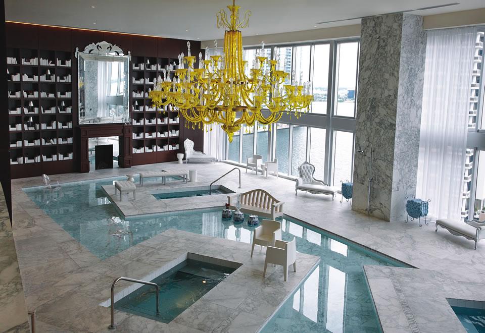 Spa Water Lounge 3