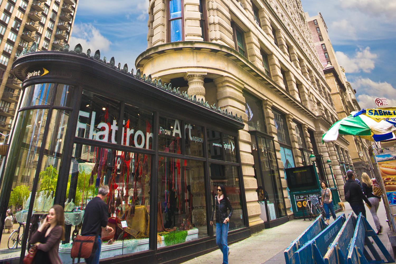 Dine Drink Shop And Play In Manhattan S Flatiron