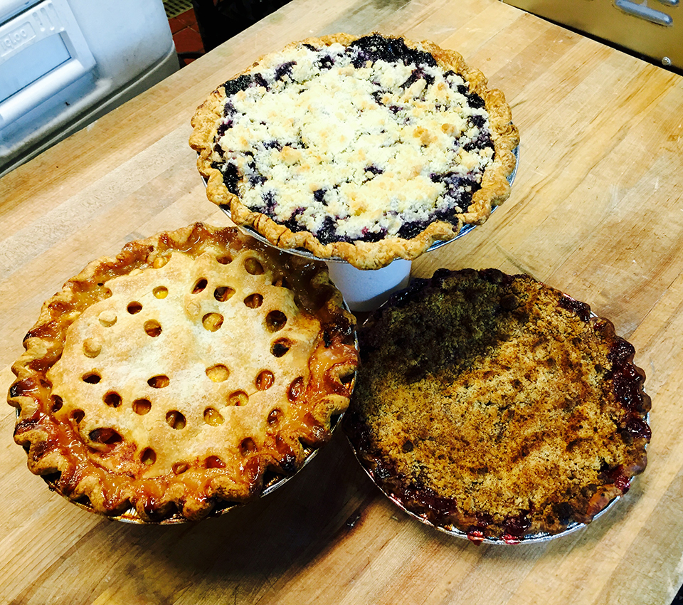 Bubby's pies