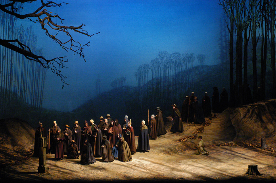 Credit Marty Sohl/Metropolitan Opera