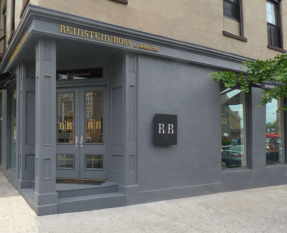 Reinstein/Ross' Gansevoort storefront.