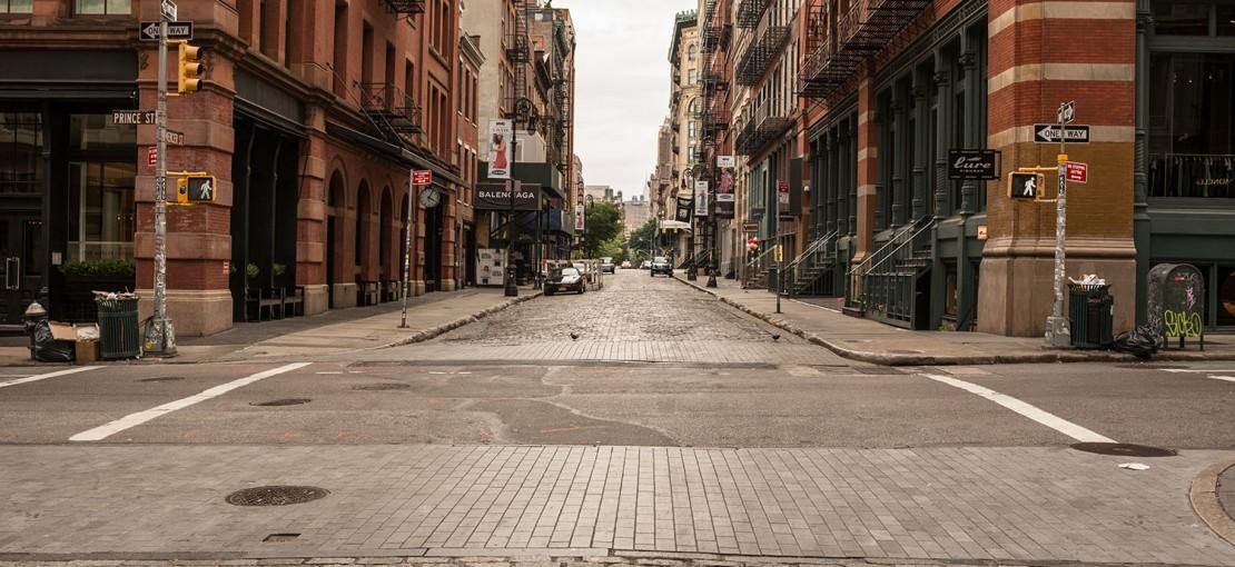 Mercer Street in Soho (Stockelements/Shutterstock)