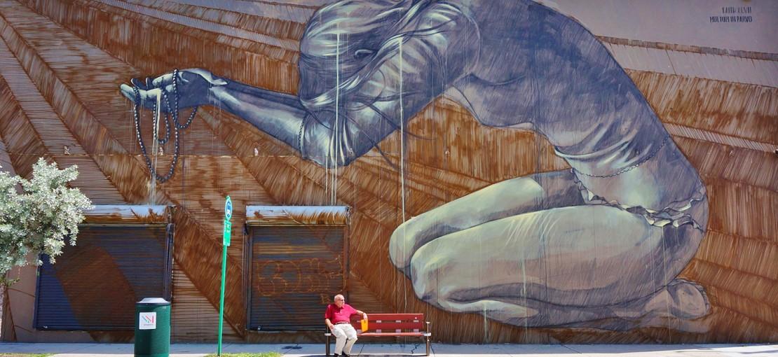 Wynwood Walls (Courtesy of EQRoy / Shutterstock.com)