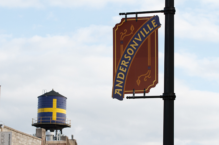 Andersonville Sign Photo Credit Starbelly Studios